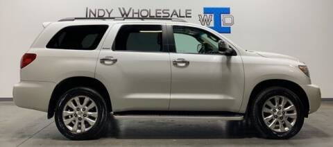 2008 Toyota Sequoia for sale at Indy Wholesale Direct in Carmel IN