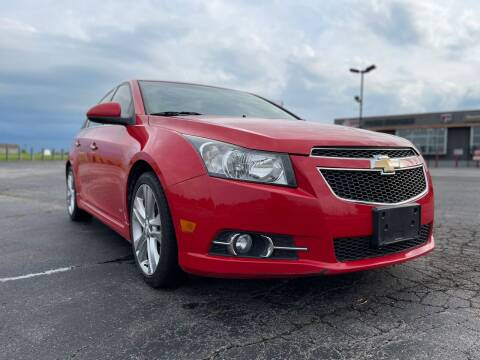 2014 Chevrolet Cruze for sale at CHAD AUTO SALES in Bridgeton MO