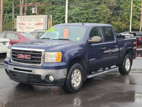 2011 GMC Sierra 1500 for sale at United Auto Service in Leominster MA
