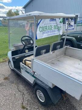 2000 Club Car GOLF DUMP CART for sale at JEREMYS AUTOMOTIVE in Casco MI