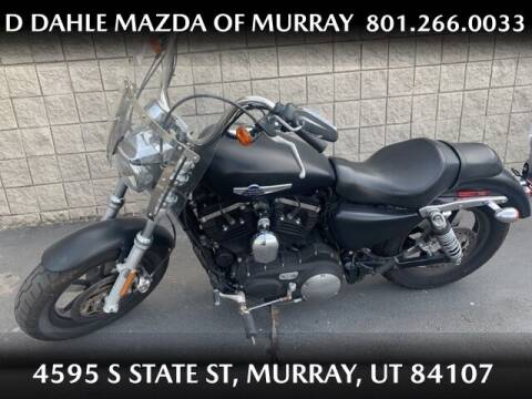 2016 Harley-Davidson Sportster for sale at D DAHLE MAZDA OF MURRAY in Salt Lake City UT