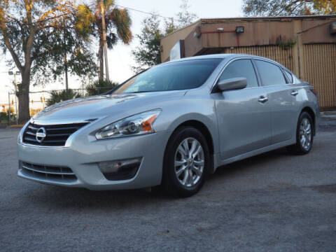 2015 Nissan Altima for sale at Winter Park Auto Mall in Orlando FL