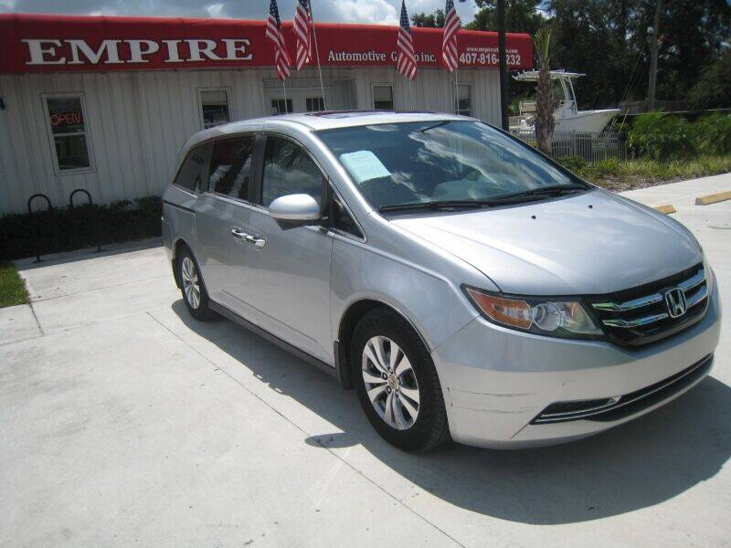 2014 Honda Odyssey for sale at Empire Automotive Group Inc. in Orlando FL