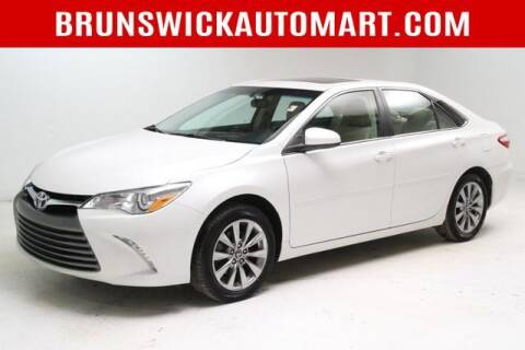 2017 Toyota Camry for sale at Brunswick Auto Mart in Brunswick OH