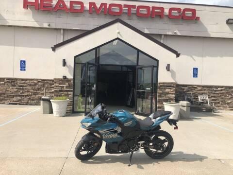 2021 Kawasaki NINJA 400 for sale at Head Motor Company - Head Indian Motorcycle in Columbia MO