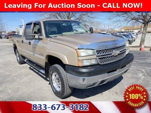 2005 Chevrolet Silverado 2500HD for sale at Glenbrook Dodge Chrysler Jeep Ram and Fiat in Fort Wayne IN