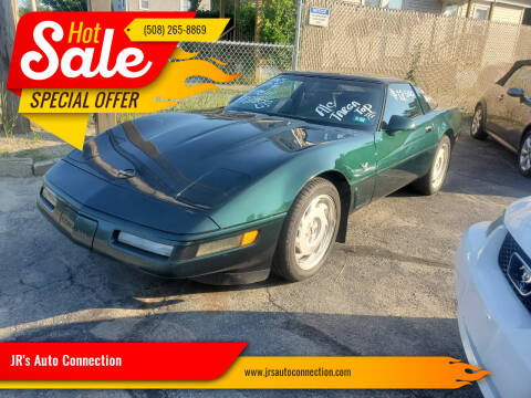 1995 Chevrolet Corvette for sale at JR's Auto Connection in Hudson NH