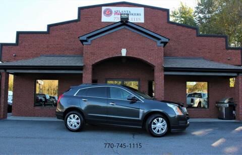 2015 Cadillac SRX for sale at Atlanta Auto Brokers in Cartersville GA