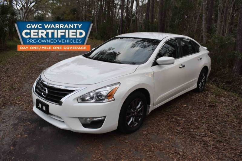 2015 Nissan Altima for sale at All About Price in Bunnell FL