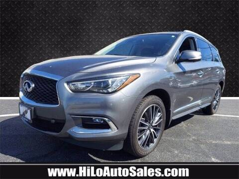 2017 Infiniti QX60 for sale at BuyFromAndy.com at Hi Lo Auto Sales in Frederick MD