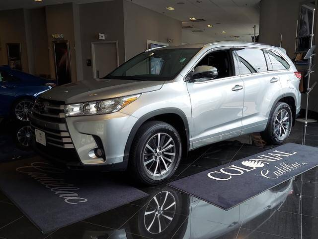 2018 Toyota Highlander for sale in Woburn, MA