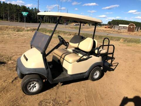 2011 Club Car Electric GOLF CART for sale at Elk Creek Motors LLC in Park Rapids MN