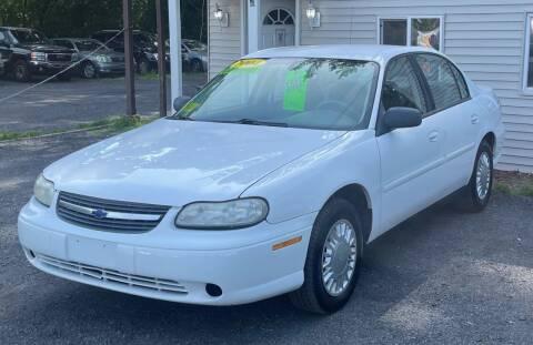 2004 Chevrolet Classic for sale at Landmark Auto Sales Inc in Attleboro MA