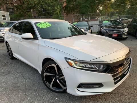 2018 Honda Accord for sale at Auto Universe Inc. in Paterson NJ