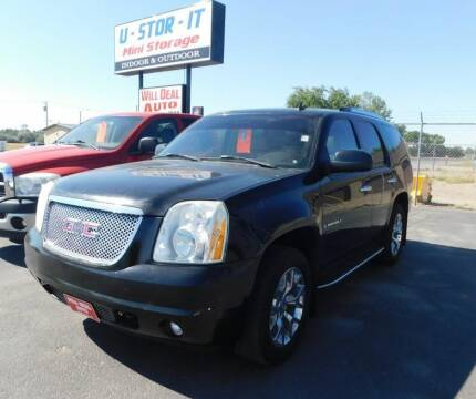 2007 GMC Yukon for sale at Will Deal Auto & Rv Sales in Great Falls MT
