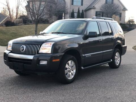 2007 Mercury Mountaineer for sale at Five Star Auto Group in North Canton OH