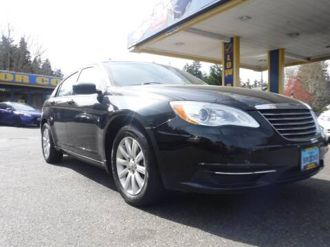 2011 Chrysler 200 for sale at Brooks Motor Company, Inc in Milwaukie OR