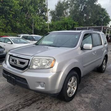 2011 Honda Pilot for sale at America Auto Wholesale Inc in Miami FL