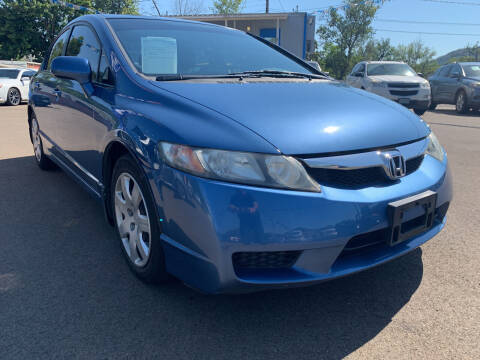 2010 Honda Civic for sale at City Center Cars and Trucks in Roseburg OR