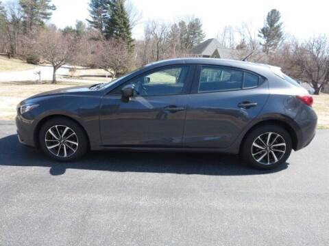 2015 Mazda MAZDA3 for sale at Renaissance Auto Wholesalers in Newmarket NH