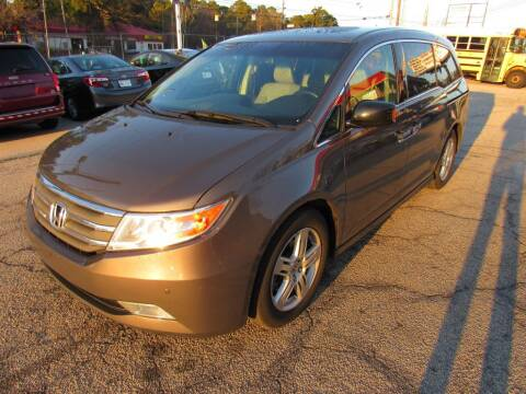 2011 Honda Odyssey for sale at King of Auto in Stone Mountain GA