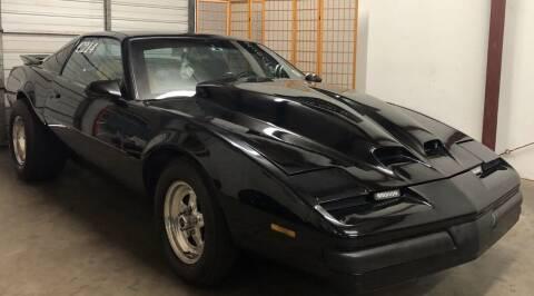 1989 Pontiac Firebird for sale at Muscle Car Jr. in Alpharetta GA