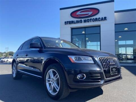 2016 Audi Q5 for sale at Sterling Motorcar in Ephrata PA
