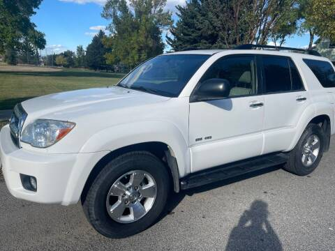 2007 Toyota 4Runner for sale at Kevs Auto Sales in Helena MT