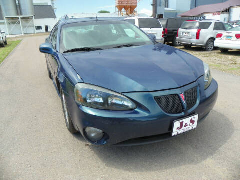 2005 Pontiac Grand Prix for sale at J & S Auto Sales in Thompson ND