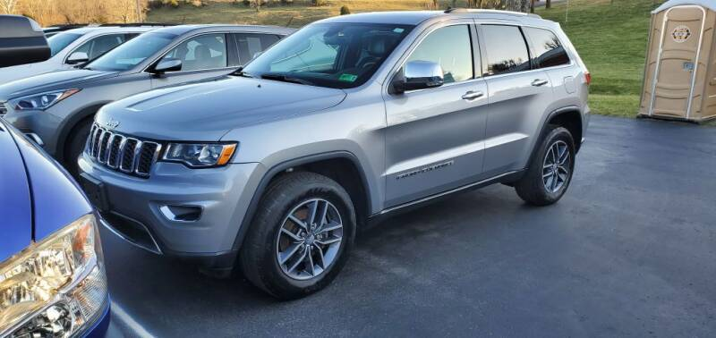 2017 Jeep Grand Cherokee for sale at Gallia Auto Sales in Bidwell OH