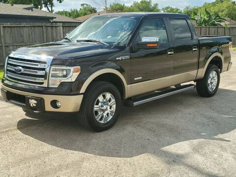 2014 Ford F-150 for sale at MOTORSPORTS IMPORTS in Houston TX