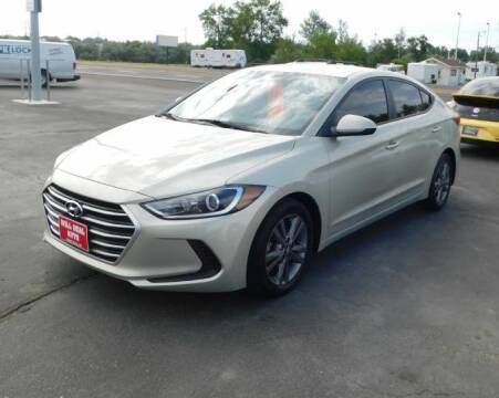 2018 Hyundai Elantra for sale at Will Deal Auto & Rv Sales in Great Falls MT