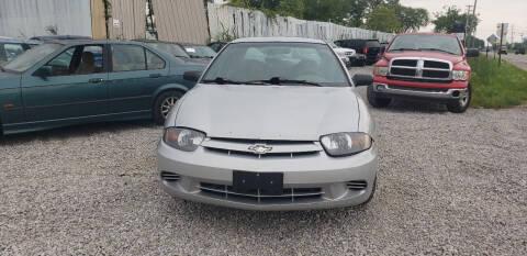 2004 Chevrolet Cavalier for sale at EHE Auto Sales in Marine City MI