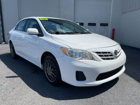 2013 Toyota Corolla for sale at Zimmerman's Automotive in Mechanicsburg PA