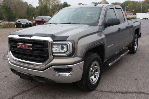 2017 GMC Sierra 1500 for sale at New Mobility Solutions in Jackson MI