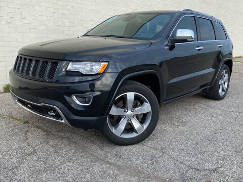 2014 Jeep Grand Cherokee for sale at Samuel's Auto Sales in Indianapolis IN