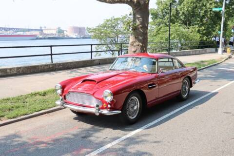 1959 Aston Martin DB4 for sale at Gullwing Motor Cars Inc in Astoria NY