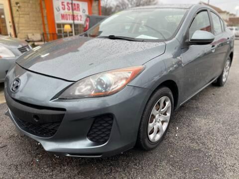 2013 Mazda MAZDA3 for sale at 5 STAR MOTORS 1 & 2 - 5 STAR MOTORS in Louisville KY