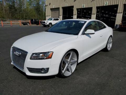 2011 Audi A5 for sale at Adams Auto Group Inc. in Charlotte NC
