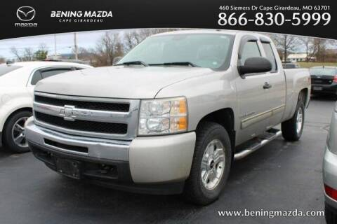 2009 Chevrolet Silverado 1500 for sale at Bening Mazda in Cape Girardeau MO