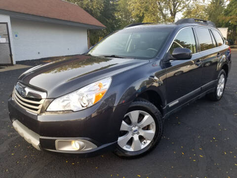 2011 Subaru Outback for sale at Cedar Auto Group LLC in Akron OH