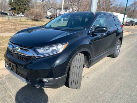 2018 Honda CR-V for sale at ONG Auto in Farmington MN