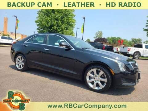 2014 Cadillac ATS for sale at R & B Car Company in South Bend IN
