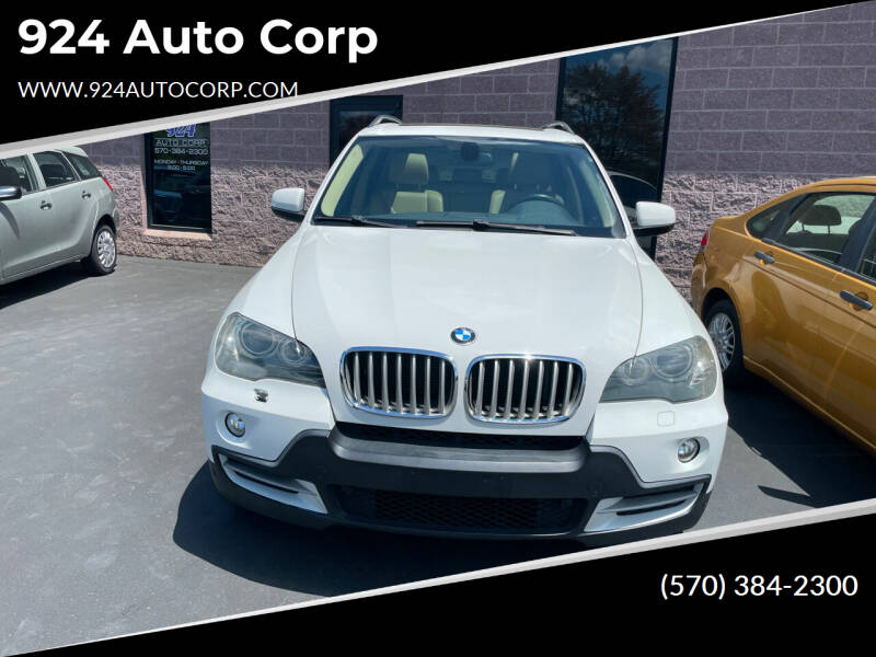 2007 BMW X5 for sale at 924 Auto Corp in Sheppton PA
