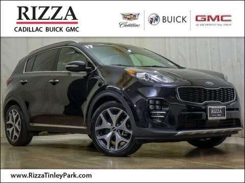 2017 Kia Sportage for sale at Rizza Buick GMC Cadillac in Tinley Park IL