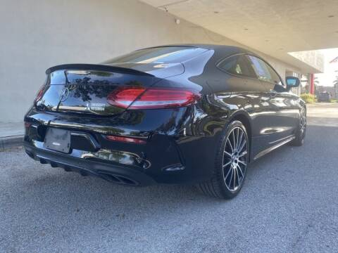 2017 Mercedes-Benz C-Class for sale at University Mitsubishi in Davie FL