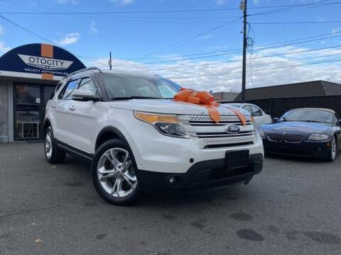 2013 Ford Explorer for sale at OTOCITY in Totowa NJ