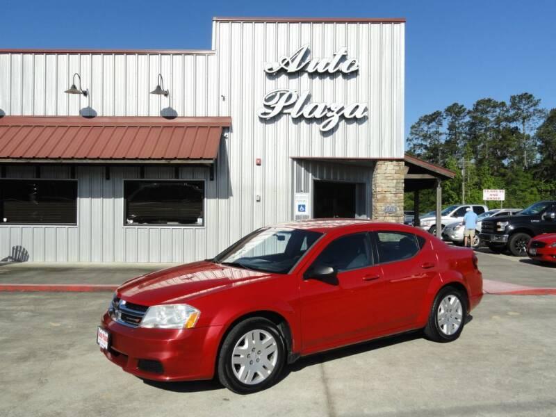 2014 Dodge Avenger for sale at Grantz Auto Plaza LLC in Lumberton TX