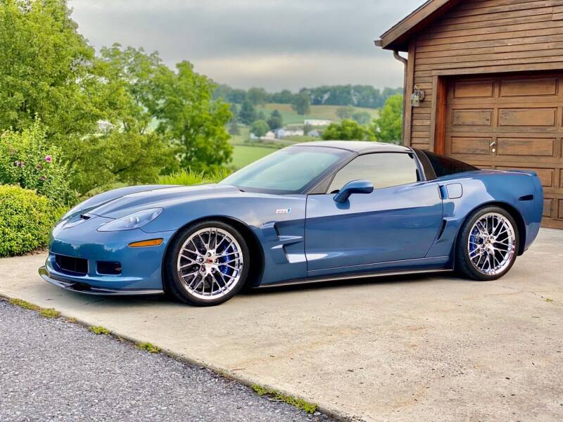 2011 Chevrolet Corvette for sale at All Collector Autos LLC in Bedford PA