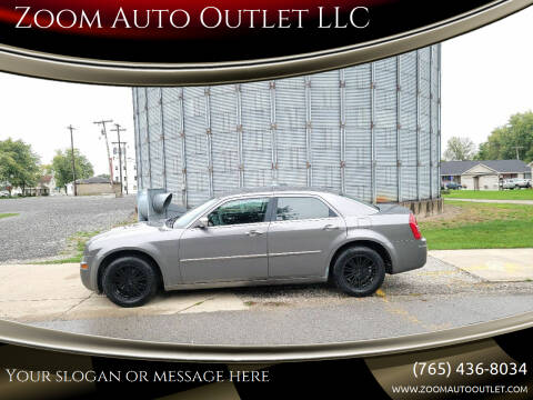 2010 Chrysler 300 for sale at Zoom Auto Outlet LLC in Thorntown IN